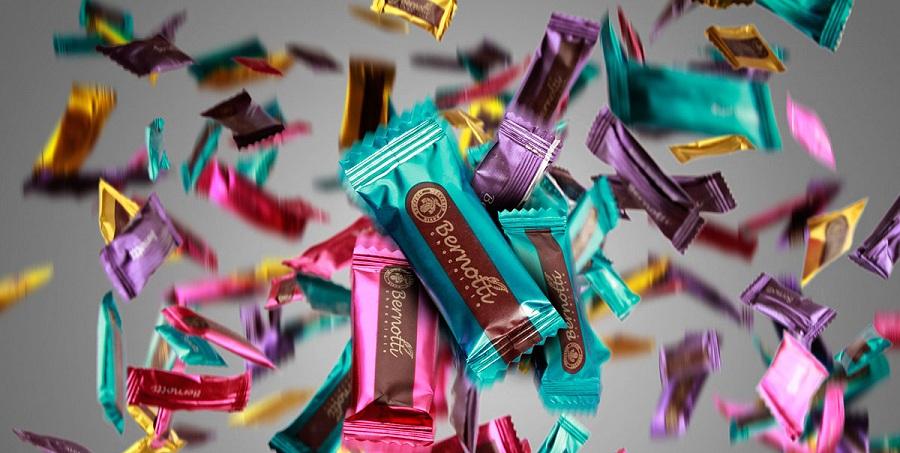 شکلات کشمشی برنوتی