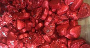 شکلات ولنتاین ارزان