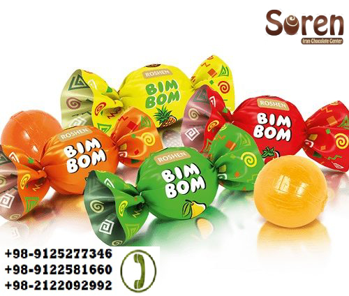 فروش شکلات خارجی