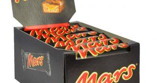 خرید شکلات مارس