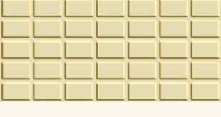 قیمت شکلات تخته ای سفید