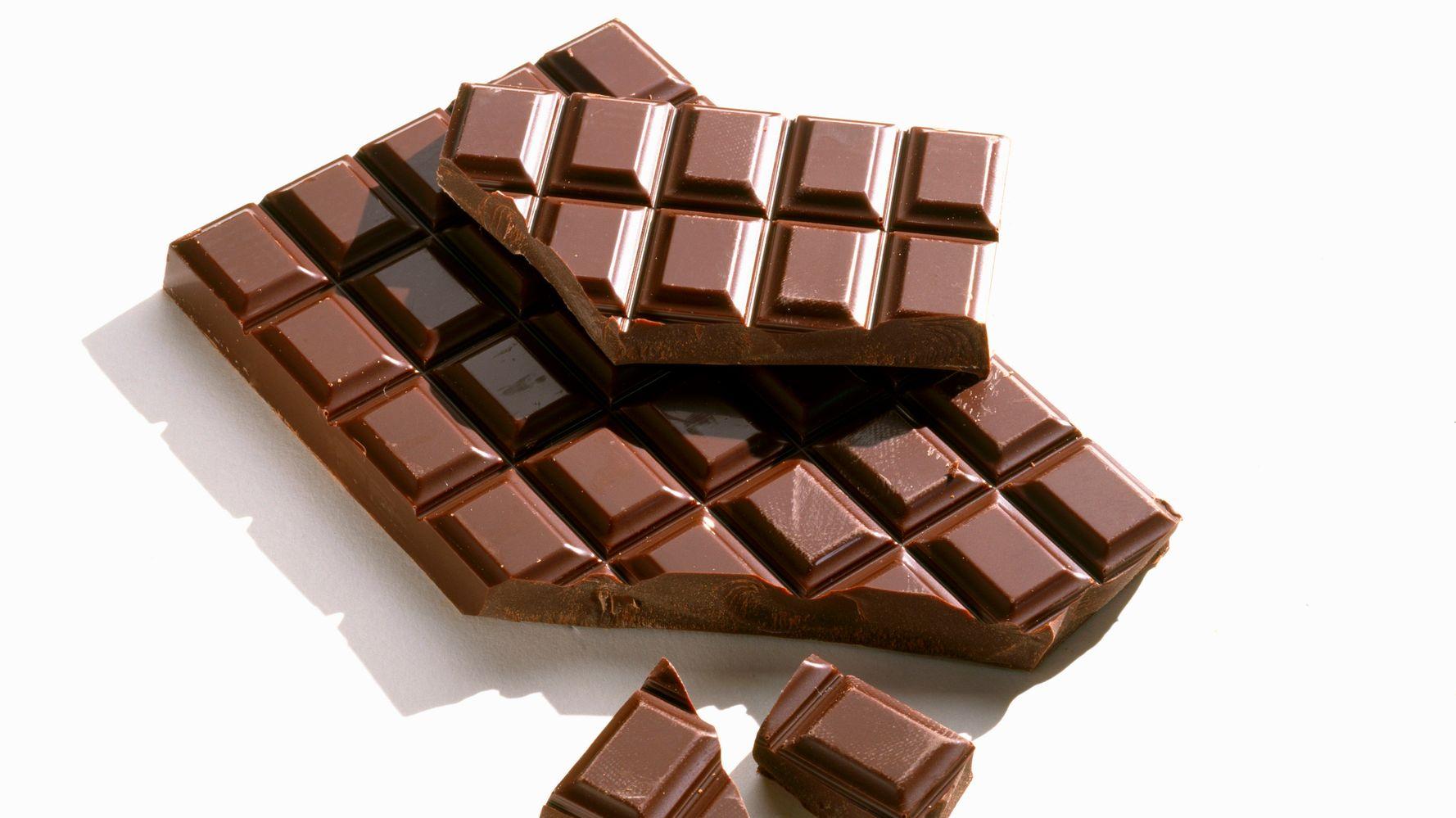 شکلات تخته ای فله
