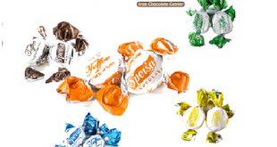 شکلات مغزدار ایرانی