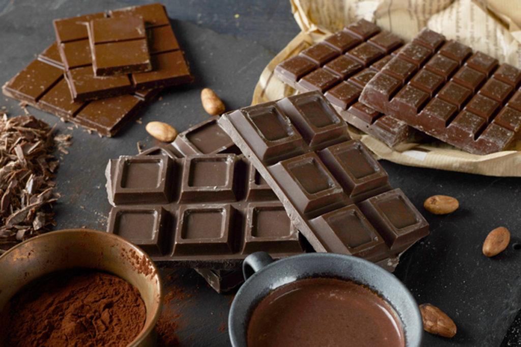 شکلات تخته ای شمشی