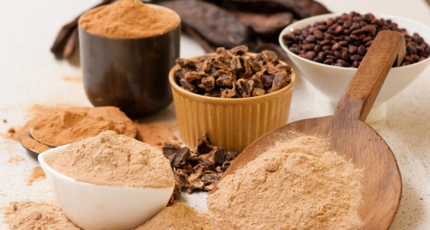 فواید پودر کاکائو
