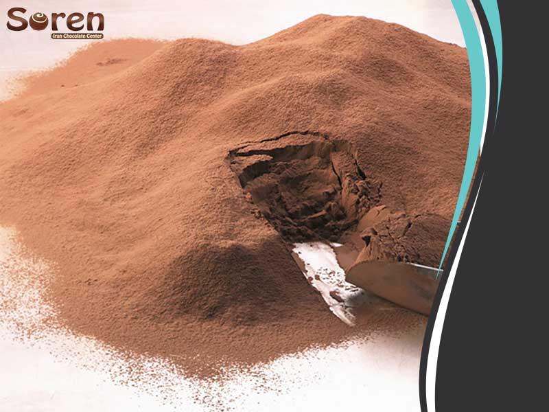 روش تولید پودر کاکائو
