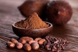 خواص دانه خام کاکائو