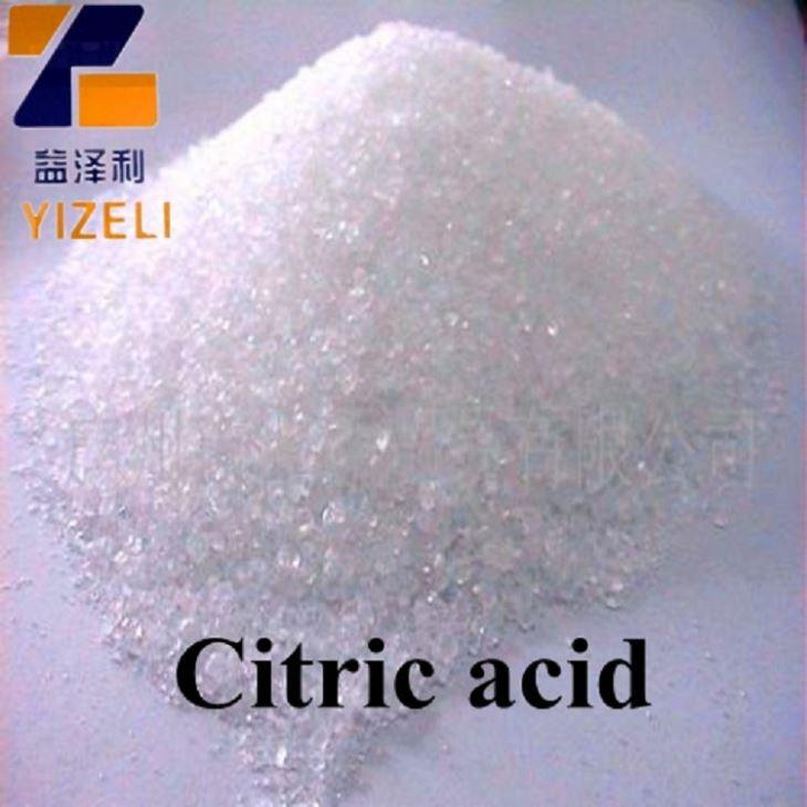 خرید اسیدسیتریک چینی خوراکی