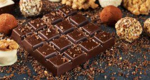 شکلات تخته ای برای قنادی