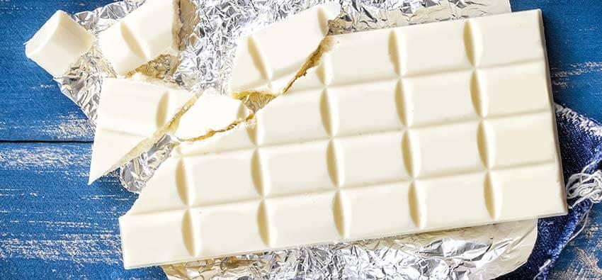 خرید ارزان ترین شکلات تخته ای سفید