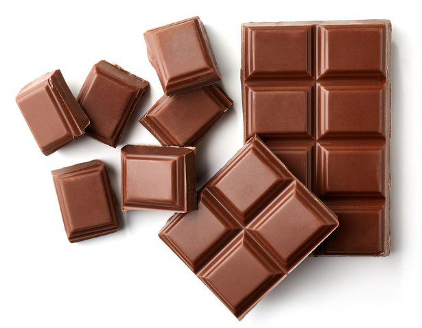 ترکیب شکلات تخته ای شیری Milk bar chocolate