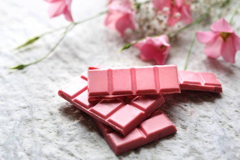 خرید اینترنتی شکلات تخته ای رنگی