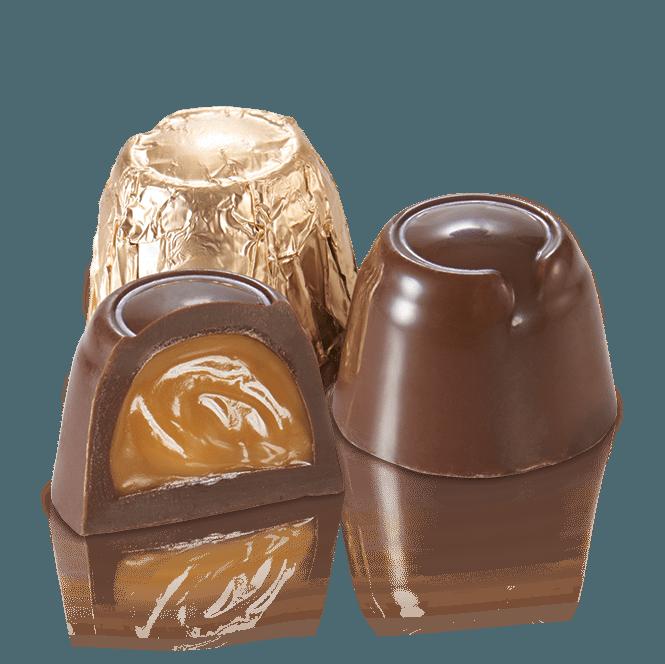تولید انواع شکلات توسط بهترین مواد اولیه