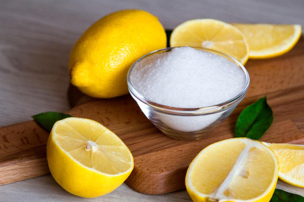فروش آنلاین اسید سیتریک یا جوهر لیمو (Citric Acid)