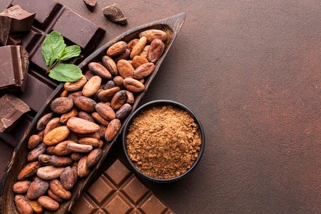 خرید پودر کاکائو نچرال Natural cocoa powder