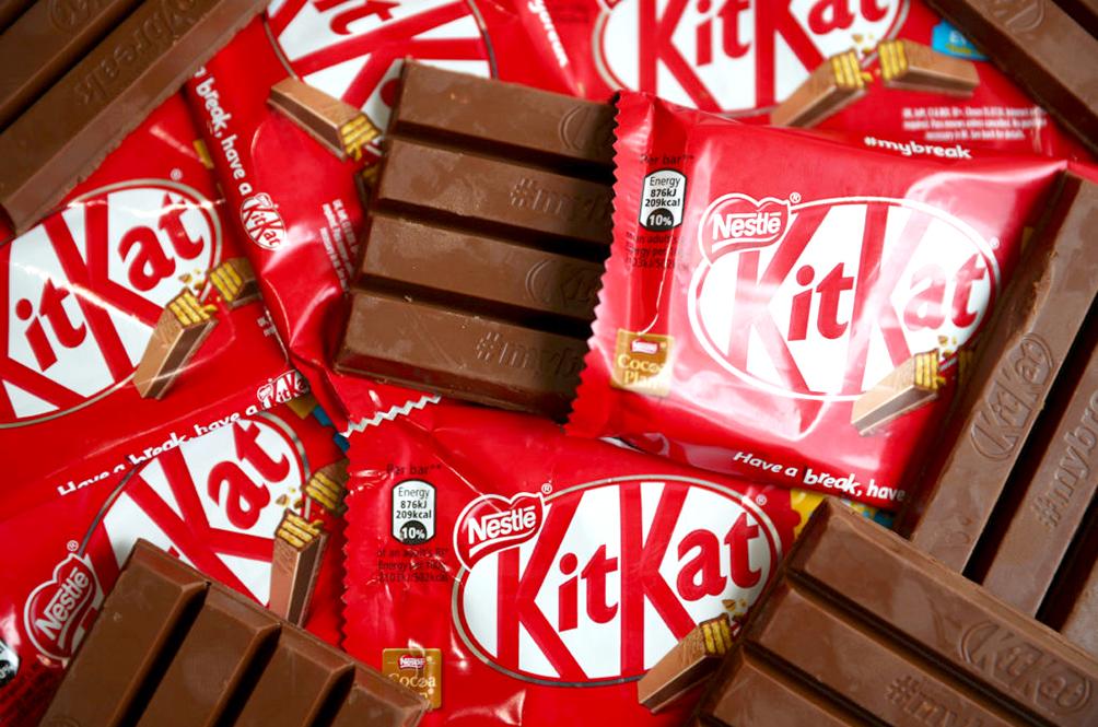 اسامی شکلات های پرفروش در بازار ایران