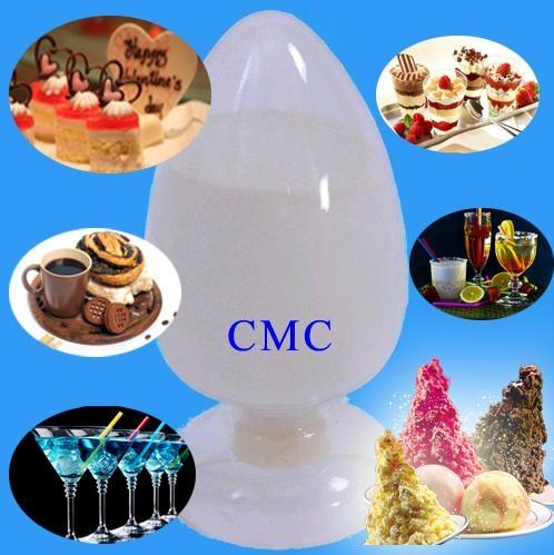 کاربرد CMC در صنایع غذایی