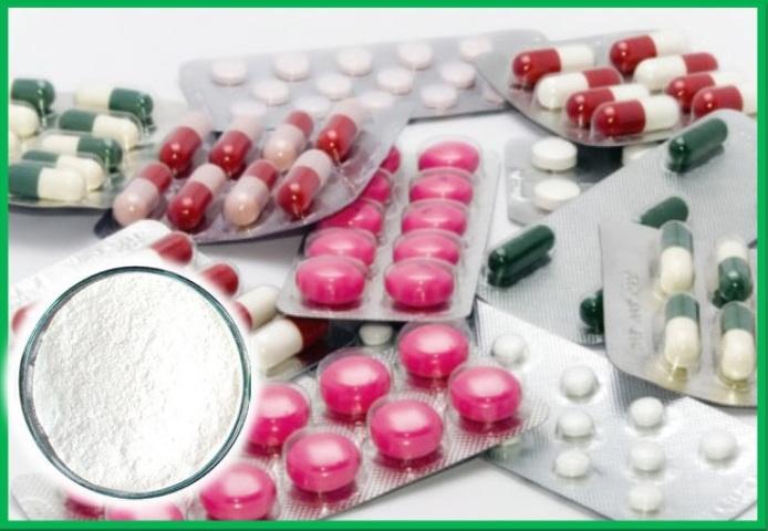 کاربردهای گوارگام در صنایع دارویی