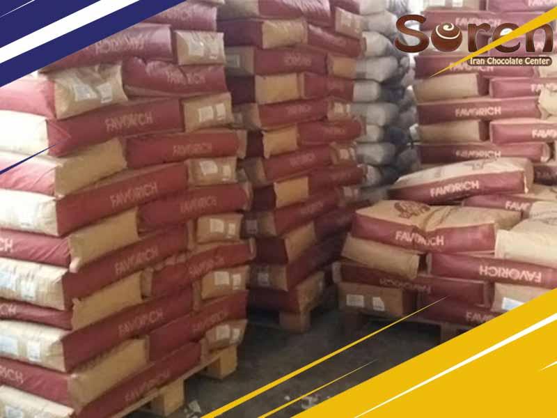 فروش اینترنتی انواع پودر کاکائو