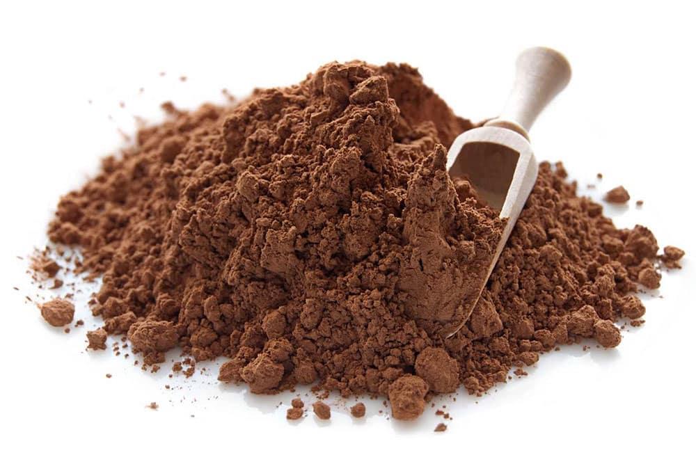 ارسال مستقیم پودر کاکائو به مراکز تولیدی