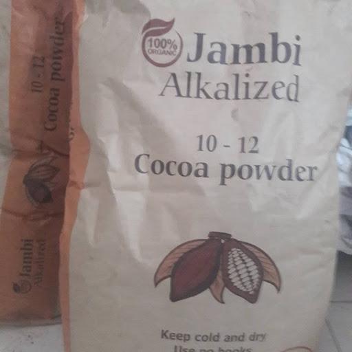 فروش ویژه پودر کاکائو جامبی اندونزی